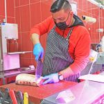 Medoc Clients : Band saws in butcher shops